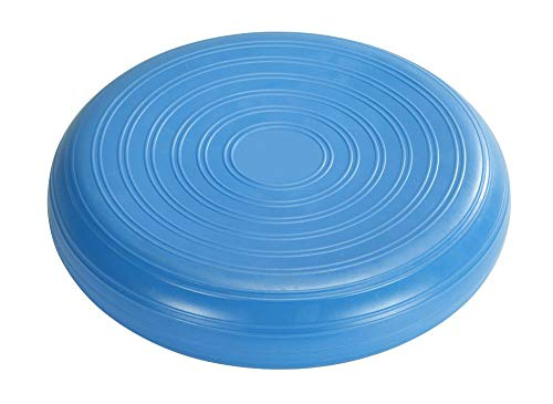 Sitzpolster Bamusta Coxim Sitzkissen Luftpolster Rückentraining Therapie blau