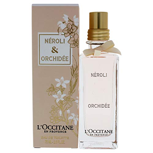 L'Occitane Graceful Néroli & Orchidée Eau de Toilette Spray, 2.5 Fl Oz