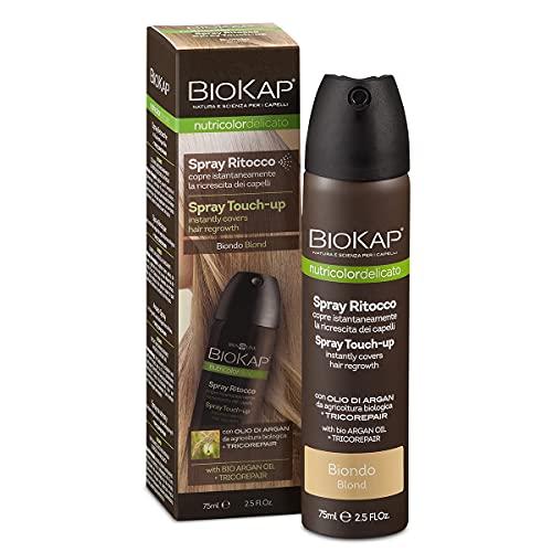 BIOKAP Delicato Spray Retouches Racines Blond