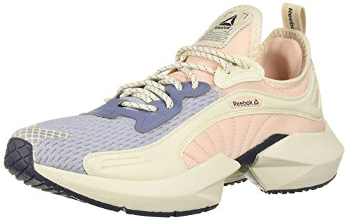 Reebok Women's Sole Fury 00 Cross Trainer, Alabaster/Buff/Denim Dust, 8.5 M US