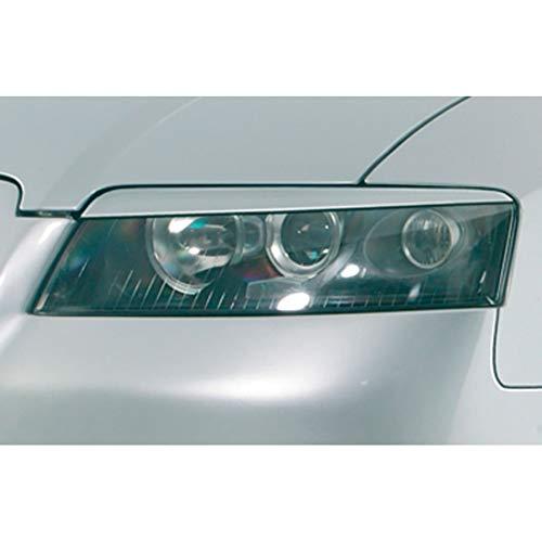 Scheinwerferblenden A4 B6 (8H) Cabrio (ABS)