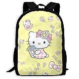 KDRW Mochila Mochila de Ocio Bolsa de Viaje Bolsa de Ordenador Bolsa de Escuela MPJTJGWZ Casual Backpack Gaara Print Zipper School Bag Travel Daypack Backpack