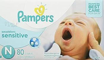 Best pampers swaddlers sensitive newborn Reviews