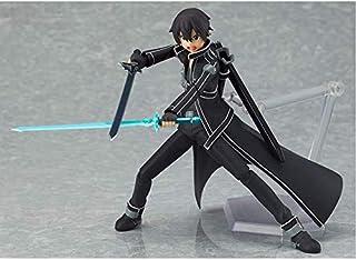 Sword Art Online SAO Kirigaya Kazuto Kirito Action Figure