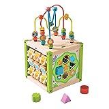 Everearth - EE32695 - Jouet de Premier Age - Mon Premier Cube...