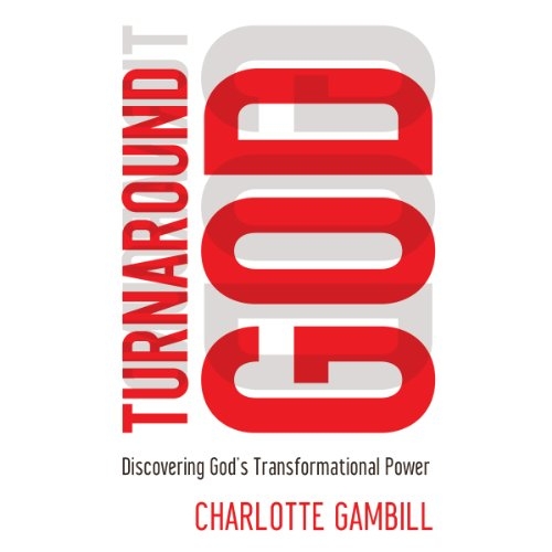 Turnaround God audiobook cover art