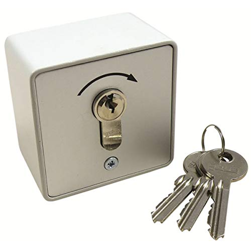 Geba 1-Wege-Schlüsselschalter