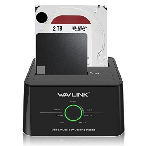 dock station disco duro fabricante Wavlink