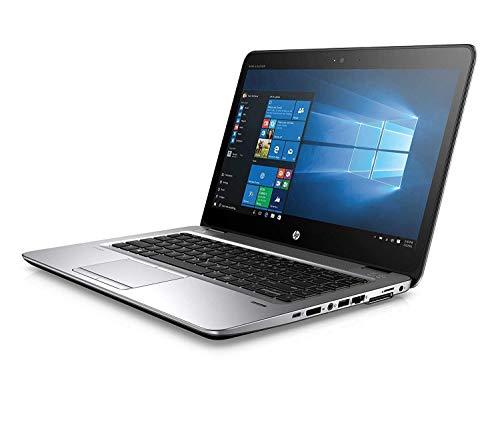 "Notebook HP 840 G3 14"" Intel Core i5-6300U 2,40GHz 8GB Ram 120GB SSD Win 10 Pro - Grado B - Webcam"