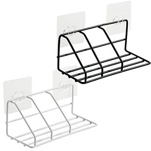 2PZ Porta Esponjas Cocina Metal 18.8 * 9 * 8cm Organizador de...