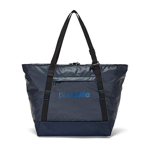 Pacsafe Dry Lite Tote 30 L Beach Bag, grote waterdichte strandtas, anti-diefstal schoudertas, waterbestendige draagtas met diefstalbescherming, 30 liter