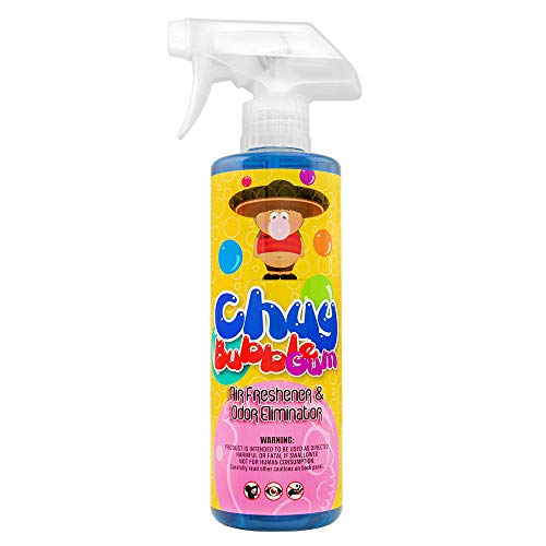 Chemical Guys luchtverfrisser Chuy Bubblegum 473 ml met kauwgom geur