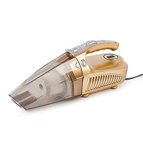 LONGJUAN-C Vacuum Cleaner Coche, Fuerte Portable ciclónica de succión húmedo seco 120W...
