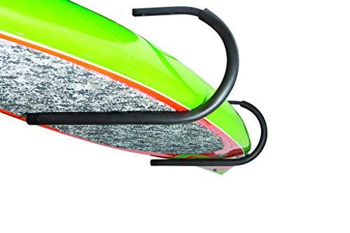 Un diseño más grande y más fuerte! Para equipos y tablas de surf de todos los tamaños. ¡Confía en la calidad que viene de 14 años de experiencia! Ahora, con una curvatura de 190 grados para evitar la pendiente cuando hay la colocación de dos placas p...
