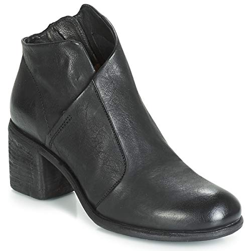 airstep / a.s.98 Baltimora Low Stiefelletten/Boots Damen Schwarz - 42 - Low Boots Shoes