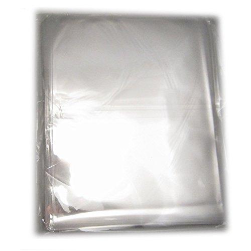 11'' X 14'' Self-Sealing Clear Plastic Flat Cello Wrap Cellophane Bags 100pcs