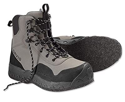 Clearwater Men's Wading Boots - Felt Sole/Only Men's Wading Boots - Felt Sole