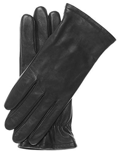 Broadway Women's Classic Thinsulate Lined Leather Gloves by Pratt and Hart PH4564