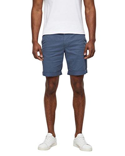 SELECTED HOMME Herren SLHSTRAIGHT-Paris V.IND ST NOOS W Shorts, Blau (Vintage Indigo), 44 (Herstellergröße: XS)