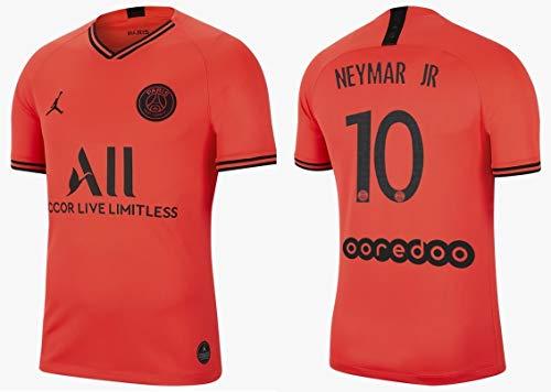 PSG Trikot Kinder 2019-2020 Away L1 - Neymar Jr 10 (152)