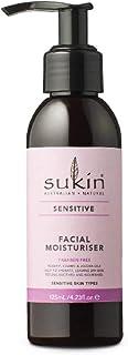 Sukin Sensitive Facial Moisturiser, 125ml