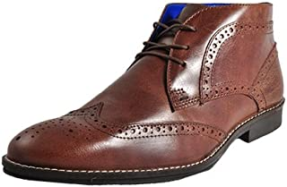 Milton Leather Mens