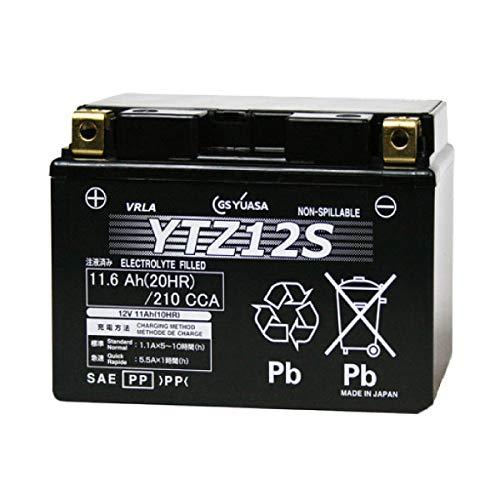 065012 BATTERIA YUASA YTZ12S