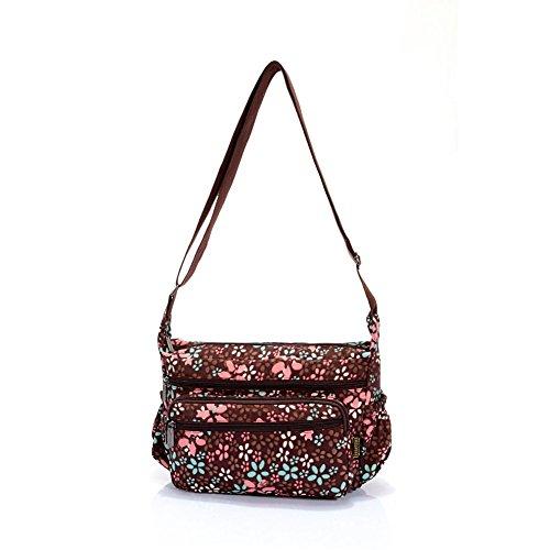 Sincere® sac de la personnalité de la mode féminine Moyen-âge / Messenger / sac bandoulière-2