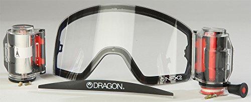 Dragon NFX2 Kit d'accessoire pour Lunettes Homme