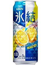 キリン 氷結 シチリア産レモン [ チューハイ 500ml×24本 ]