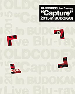 "OLDCODEX Live Blu-ray ""Capture"" 2015 in Budokan"