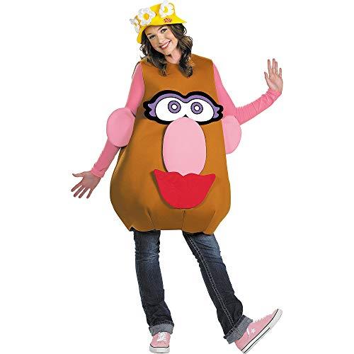 Deluxe Mr. Potato Head Costume - X-Large - Chest Size 42-46