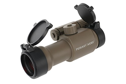 Primary Arms SLX Advanced 30mm Red Dot Sight - FDE