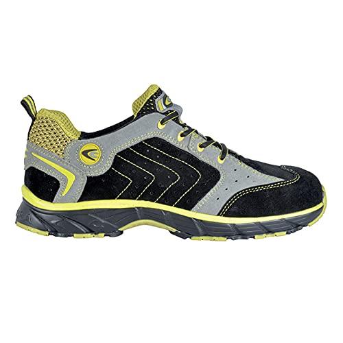 Cofra JV 032-000.W43 S1 P SRC taglia 43'New Twister' le scarpe di sicurezza, colore: nero