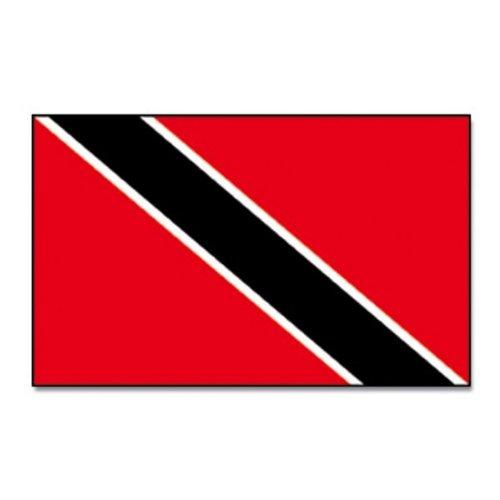Trinidad & Tobago Large Flag - One Size