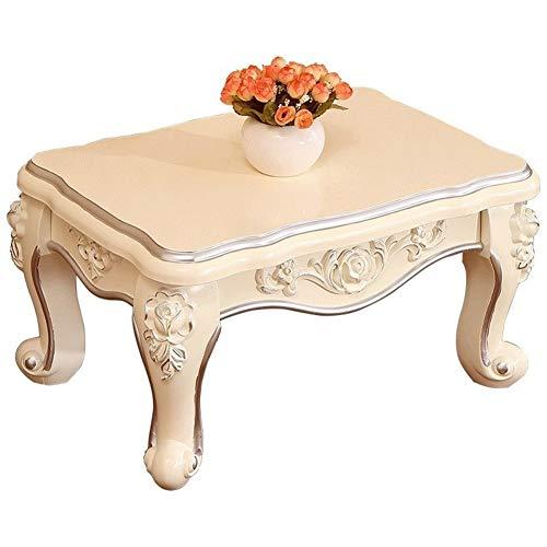 Praktische kleine bijzettafel, veelzijdig inzetbaar, moderne salontafel van hout, zijslaapkamer, hoekhoofdeinde, kleine woonkamer.
