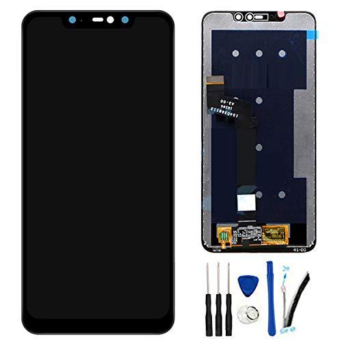 SOMEFUN Pantalla LCD Repuestos Compatible con Xiaomi Redmi Note 6 Pro 6.26