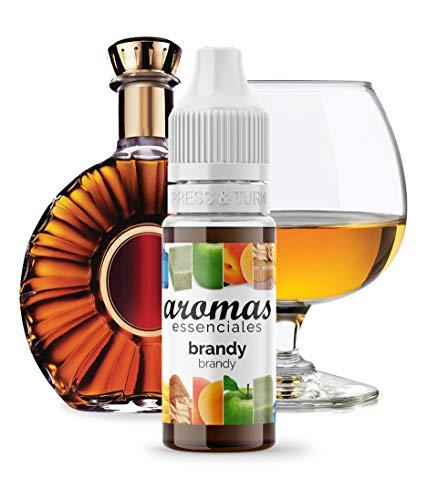 Essenciales - Aroma de Brandy concentrado - 10 ml