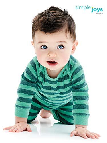 Simple Joys by Carter's Baby Lot de 3 combinaisons pour garçon