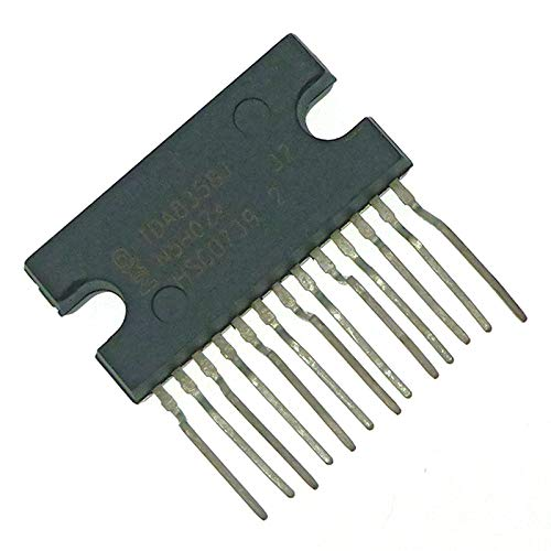 TDA8358J TDA8358 J 4vertikale Umlenkung und Ost-West-Ausgang IC