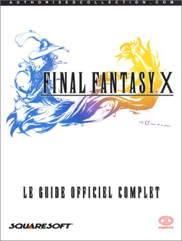 Guide final fantasy 10