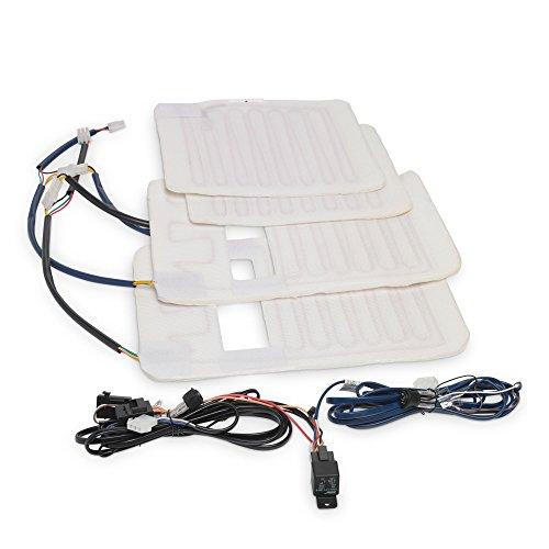 DOMETIC Magic Comfort MSH 60 - Nachrüstbare Einbau-Sitzheizung für Fahrer und Beifahrersitz, 12 Volt