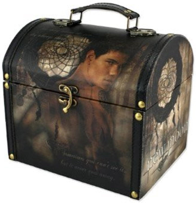 Jacob + Dreamcatcher - Vintage Carry Case - New Moon - Twilight - Neca