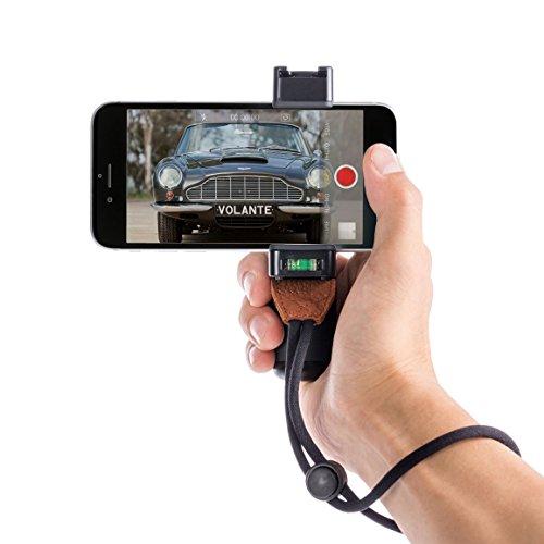 FocusGrip Monopod - Professionelle Smartphone Halterung Stabilizer Stativ Mount