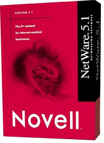 Novell NETWARE V5.1 SERVER PLUS 5-CONN ( 00662644364421 )
