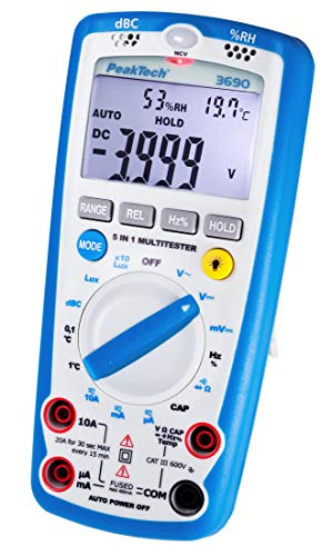 PeakTech P 3690 Digital-Multimeter ,