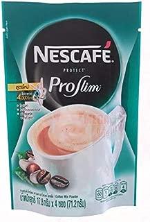 NESCAFE Protect Pro-Slim Coffee Powder 17.4 g. Pack 4