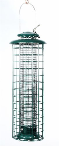 Caged Screen Feeder