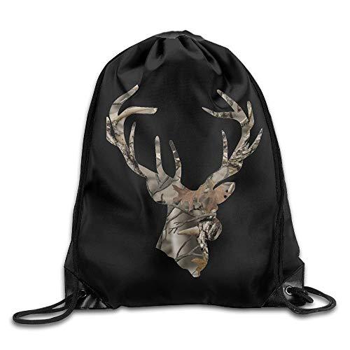Jiger Drawstring rugzak Gym Bag Travel Backpack, stijlvol patroon, meisjes trekkoord tassen voor dames en volwassenen