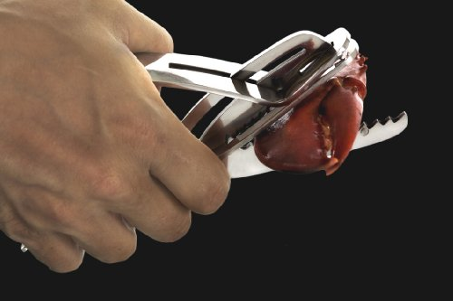 Drosselmeyer - Pinza per crostacei Caretta in acciaio